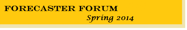 2014 Microsoft Forecaster Users Forum Spring